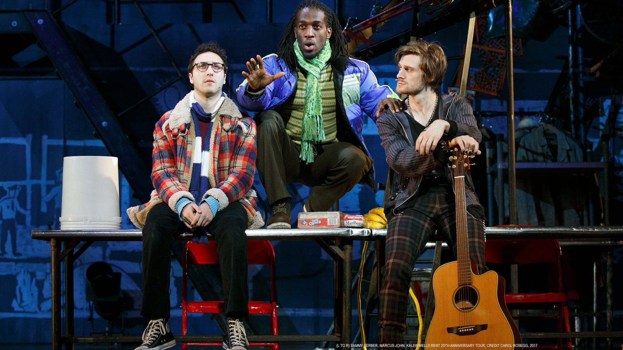 Rent at Merriam Theater - Philadelphia, PA 19102