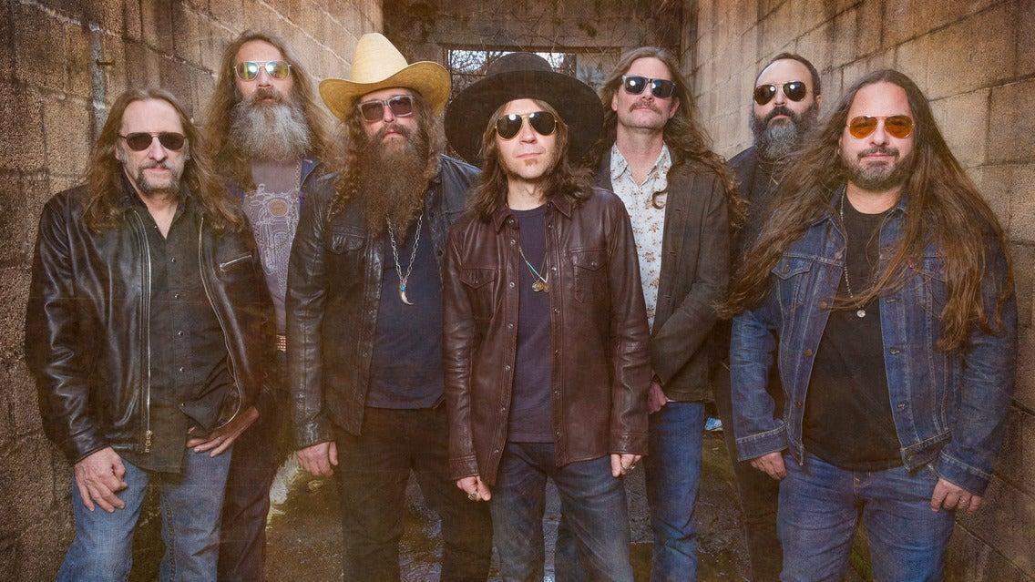 Blackberry Smoke wsg The Allman Betts Band, Spirit of the South Tour