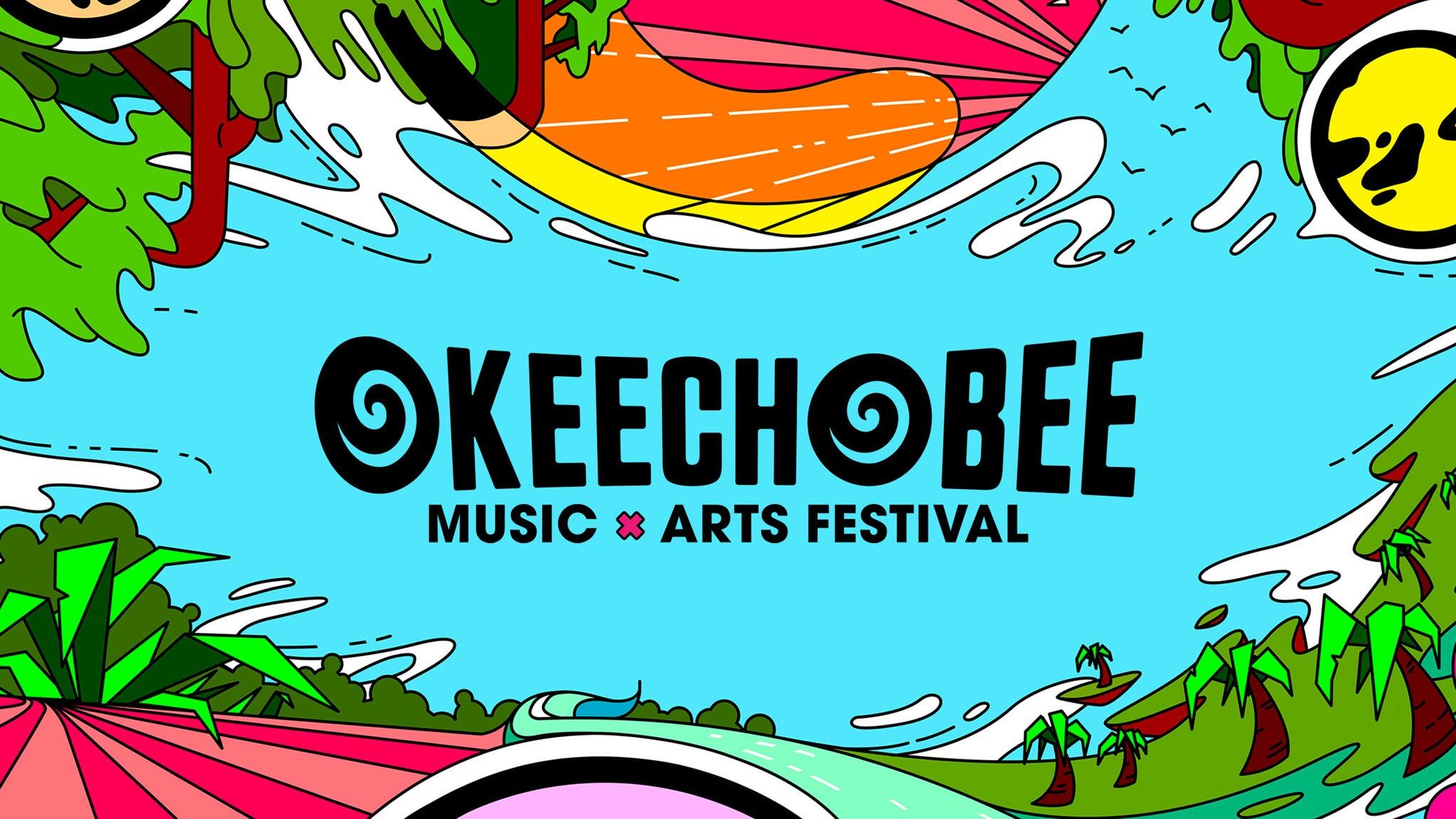 Okeechobee Music & Arts Festival at Sunshine Grove