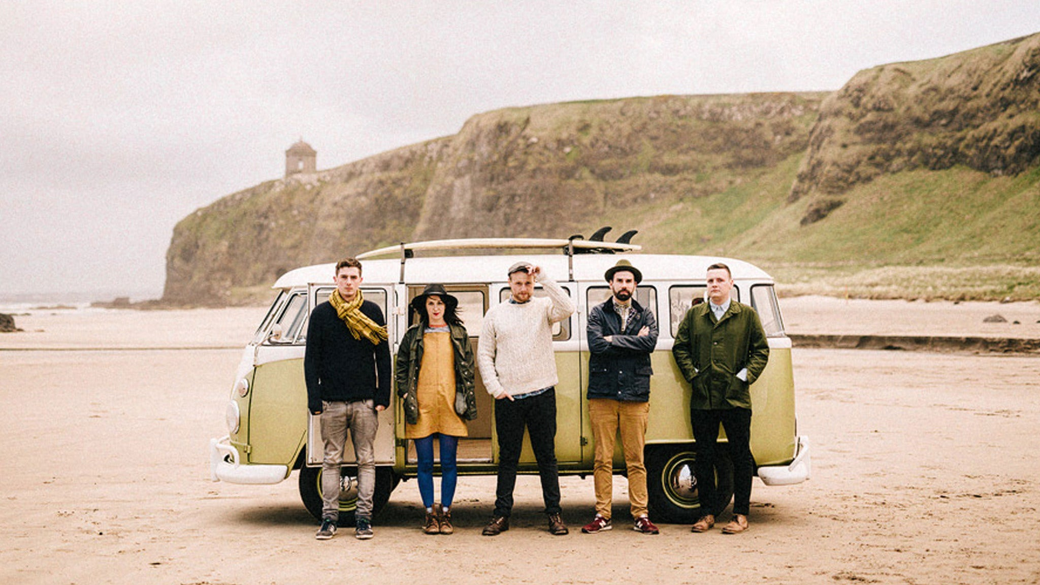 Rend Collective - The As Family We Go Tour