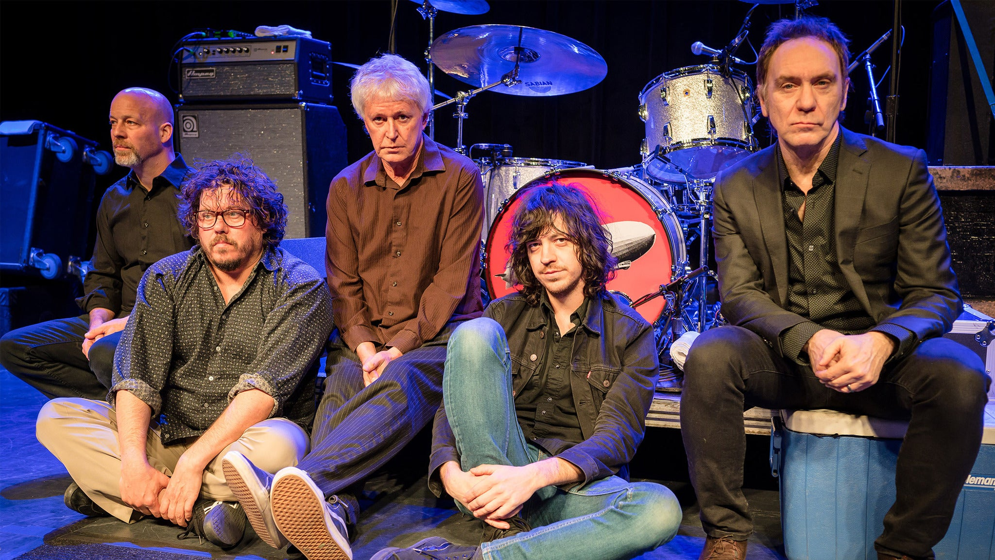 Guided by Voices at College Street Music Hall - New Haven, CT 06510