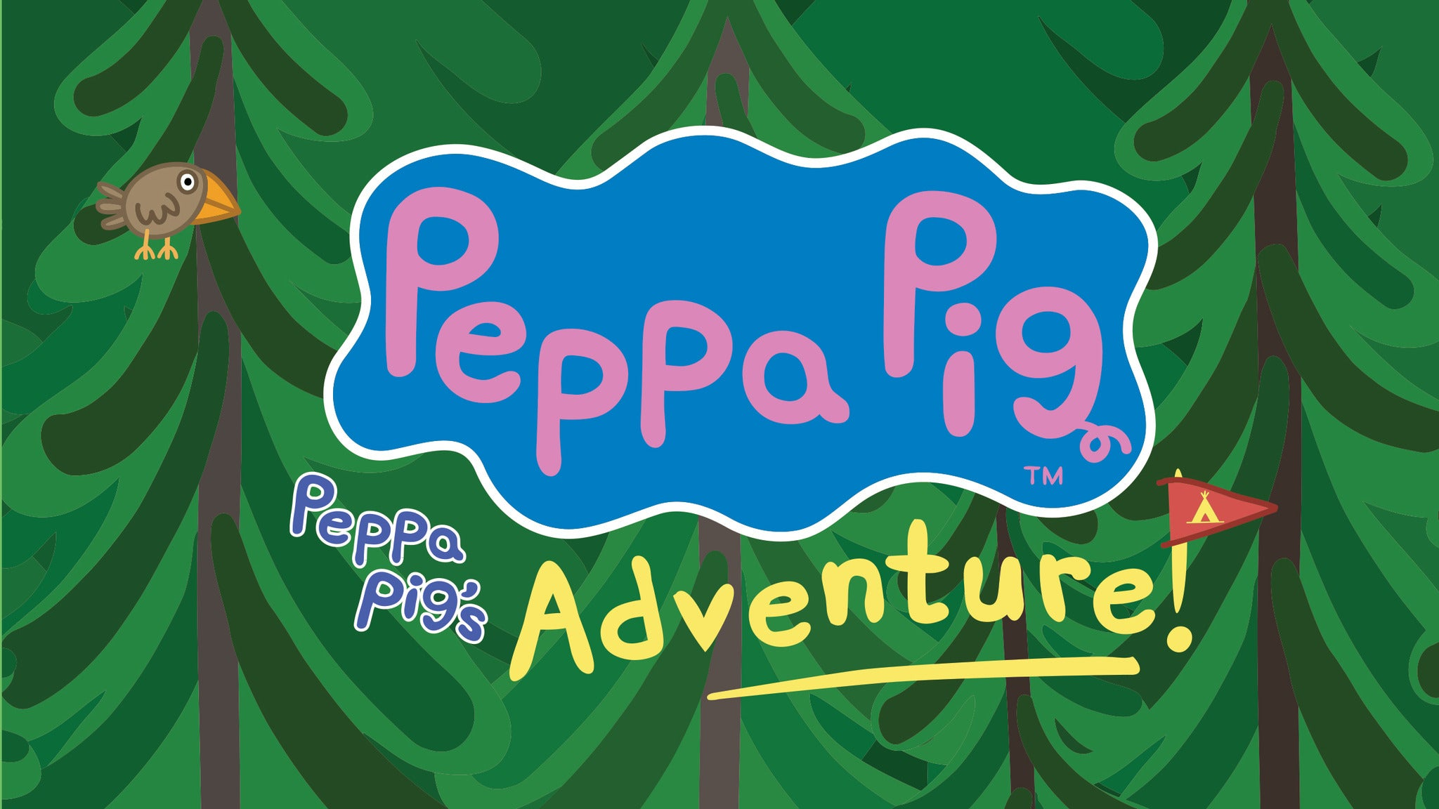 Peppa Pig Live! Peppa's Adventure - Moved to Mahalia Jackson Theatre