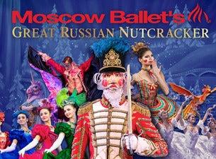 Premium Box Seat - Moscow Ballet's Great Russian Nutcracker