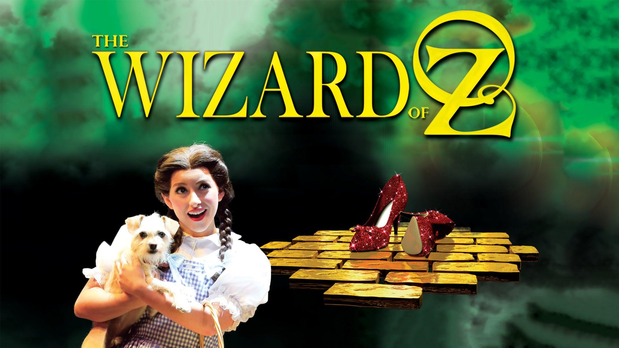 Wizard of Oz – Miami 2018 at James L Knight Center