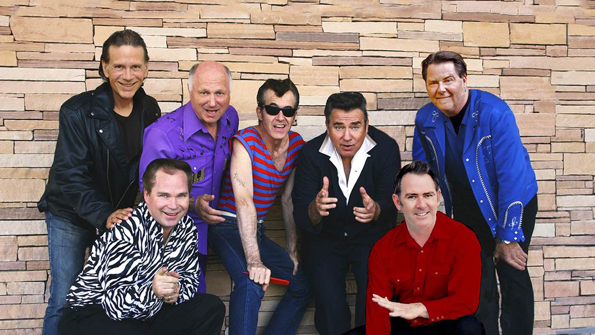 Sha Na Na at Newton Theatre