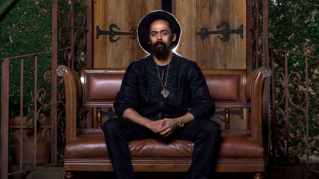 "Damian ""Jr. Gong"" Marley - Stony Hill Fall Tour"