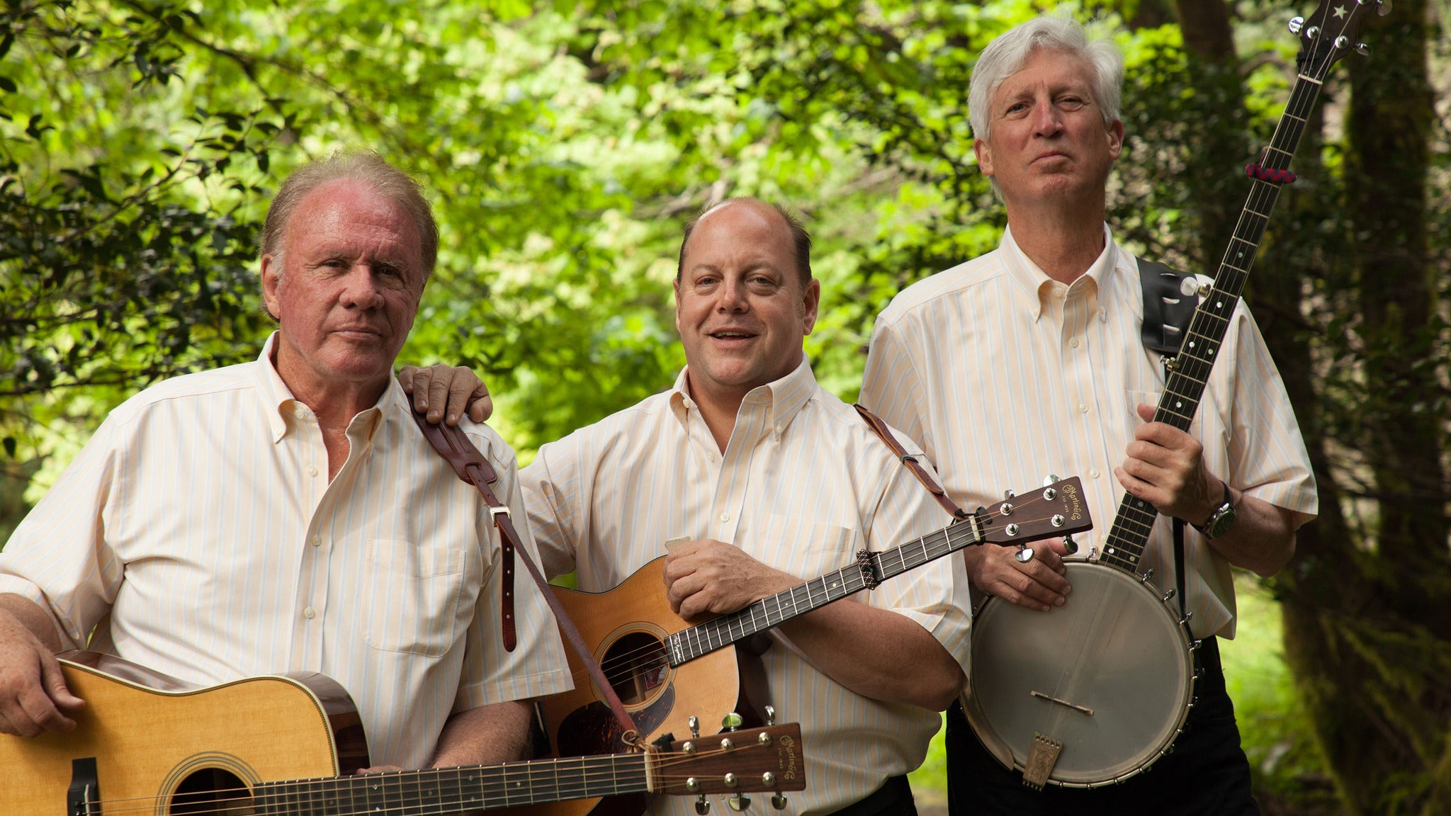 Kingston Trio at Cascade Theater