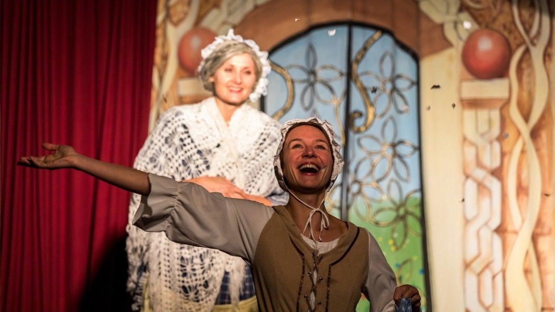 Frau Holle - Varia Vineta Theater