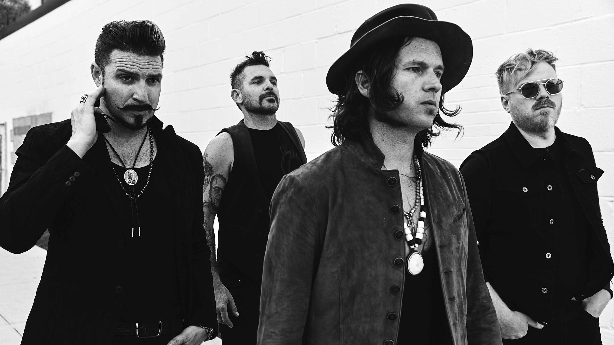 Rival Sons With Wilderado