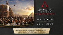 Assassin's Creed Symphony Concert Hall Glasgow Seating Plan