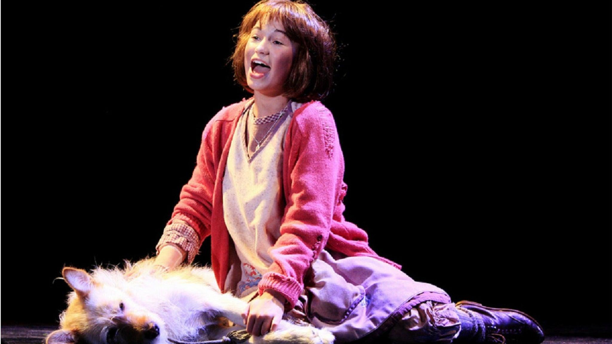 NC Theatre Presents Annie