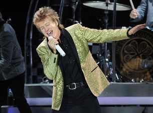 Rod Stewart: Live in Concert Seating Plans