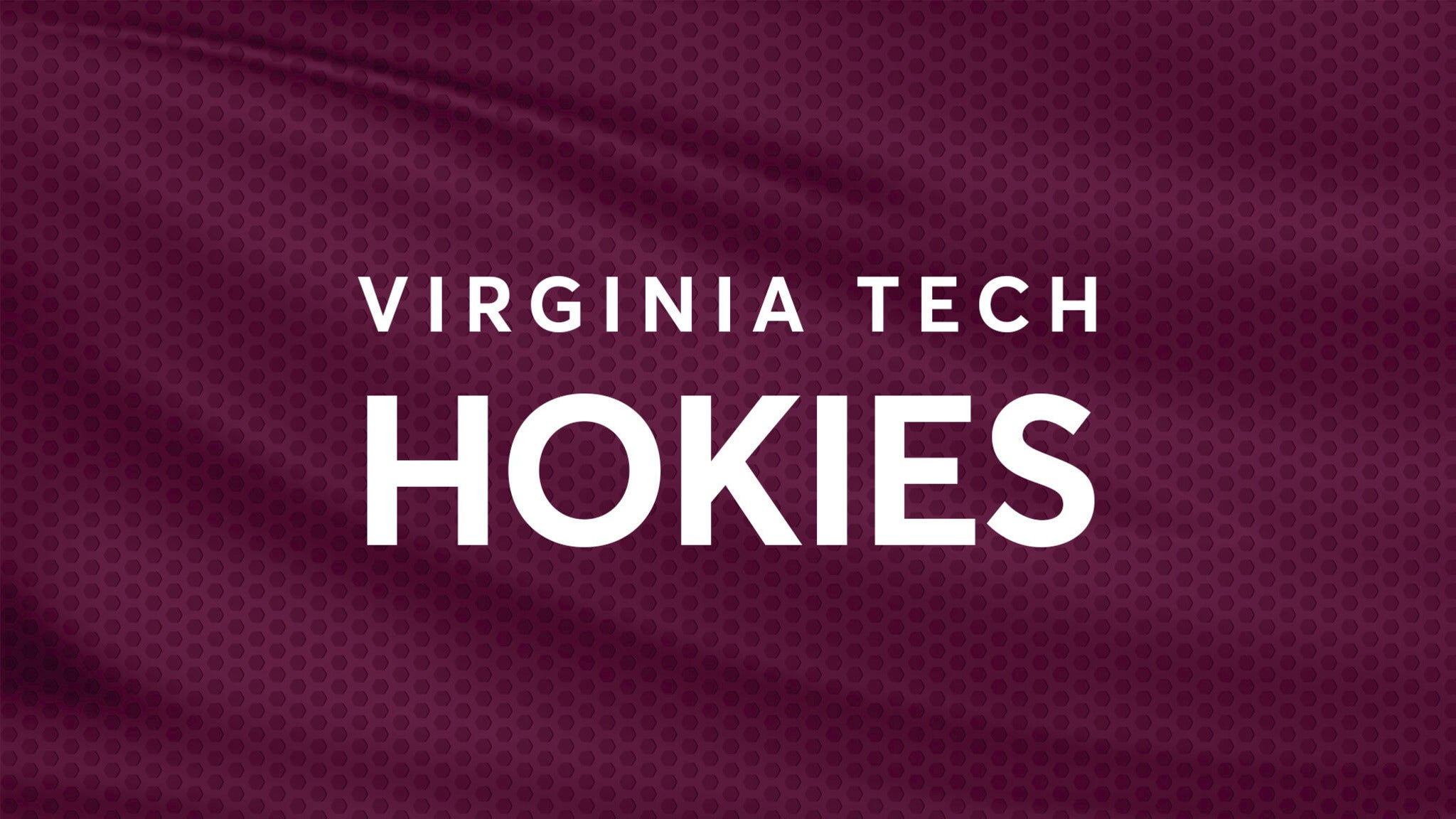 Virginia Tech Hokies Womens Basketball