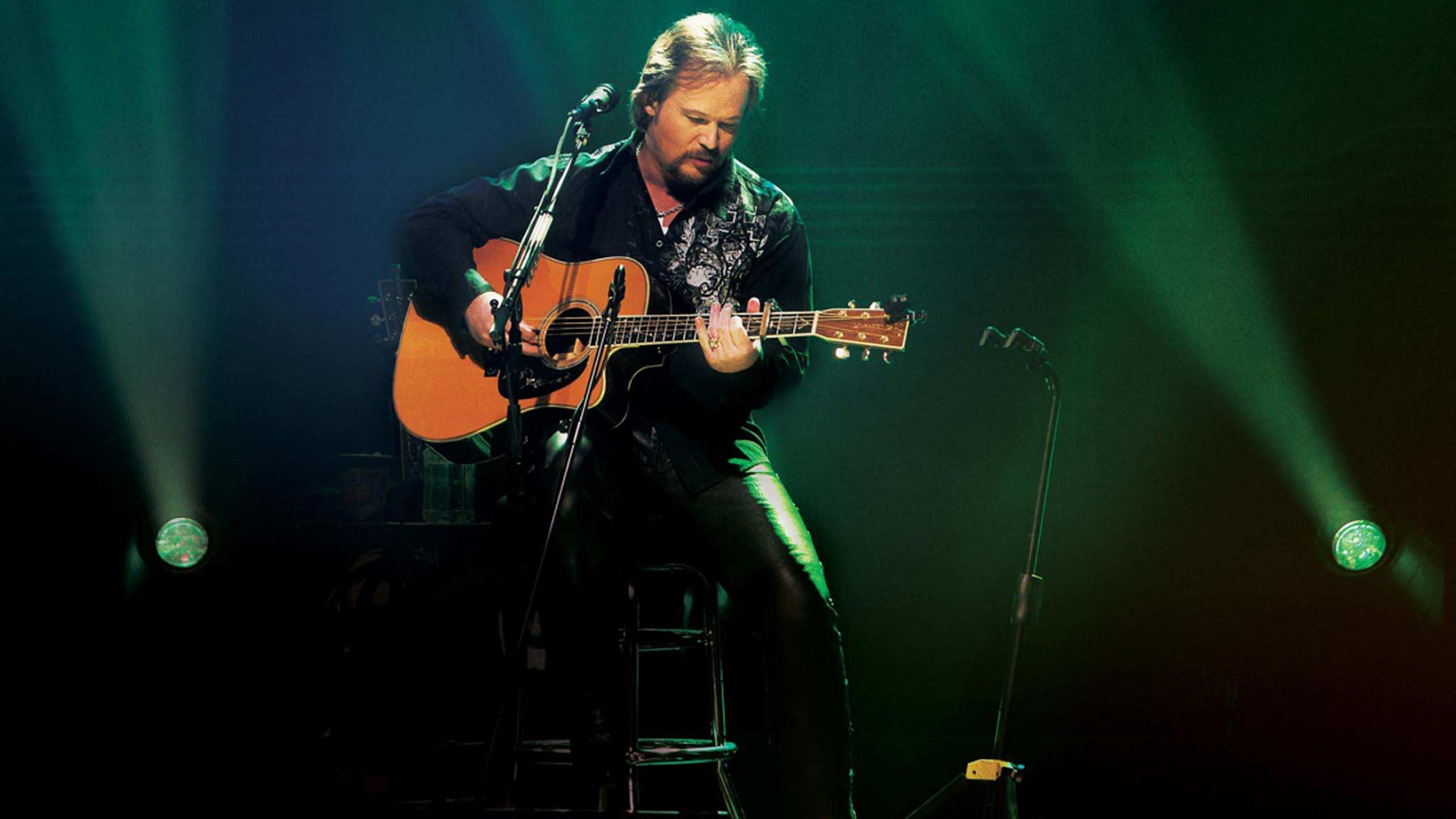 Travis Tritt at Albany Municipal Auditorium