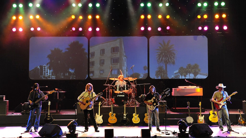 Hotels near Hotel California- the Eagles Experience Events