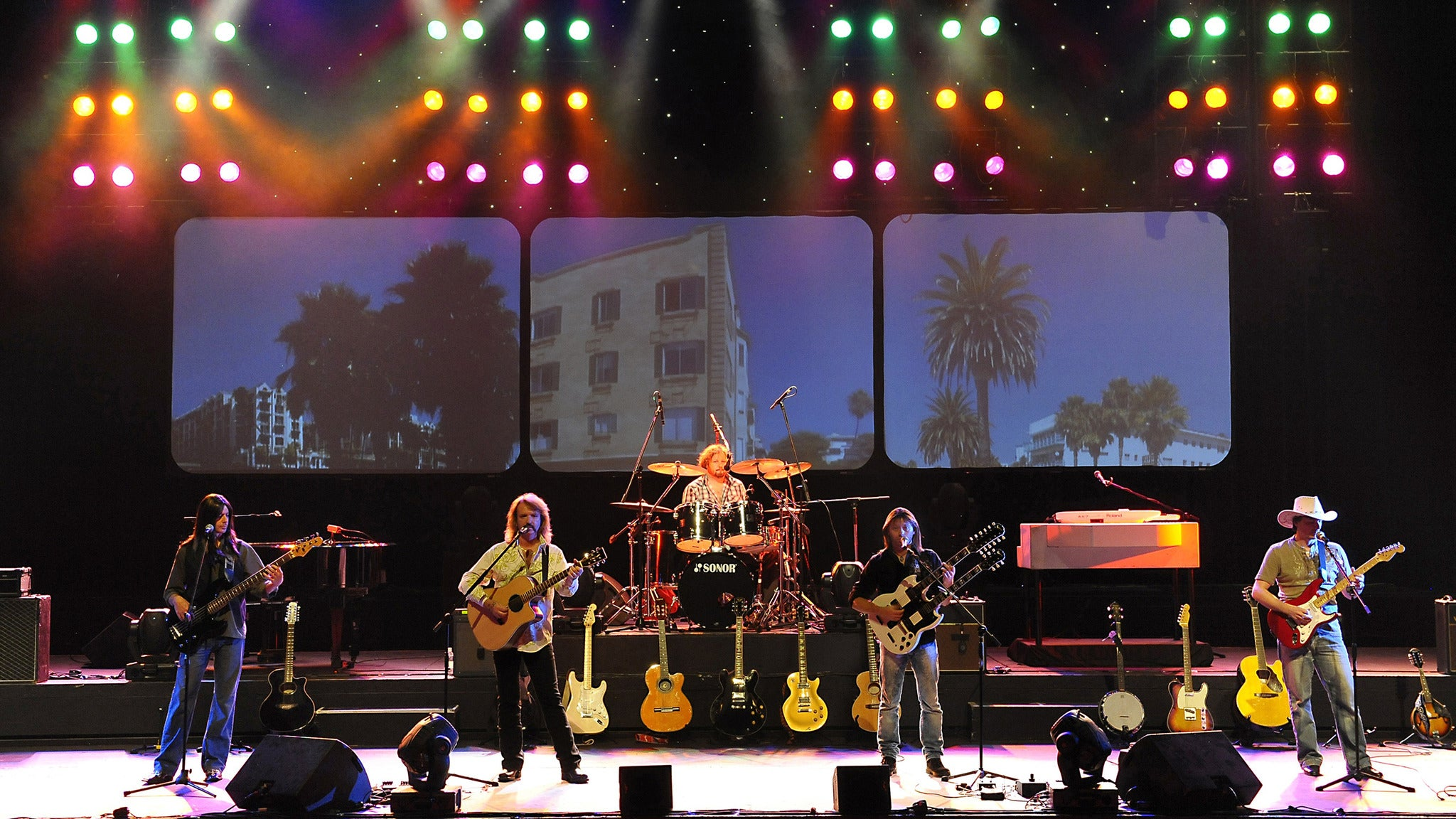 Copyright © Ticketmaster | Hotel California The Eagles Experience tickets