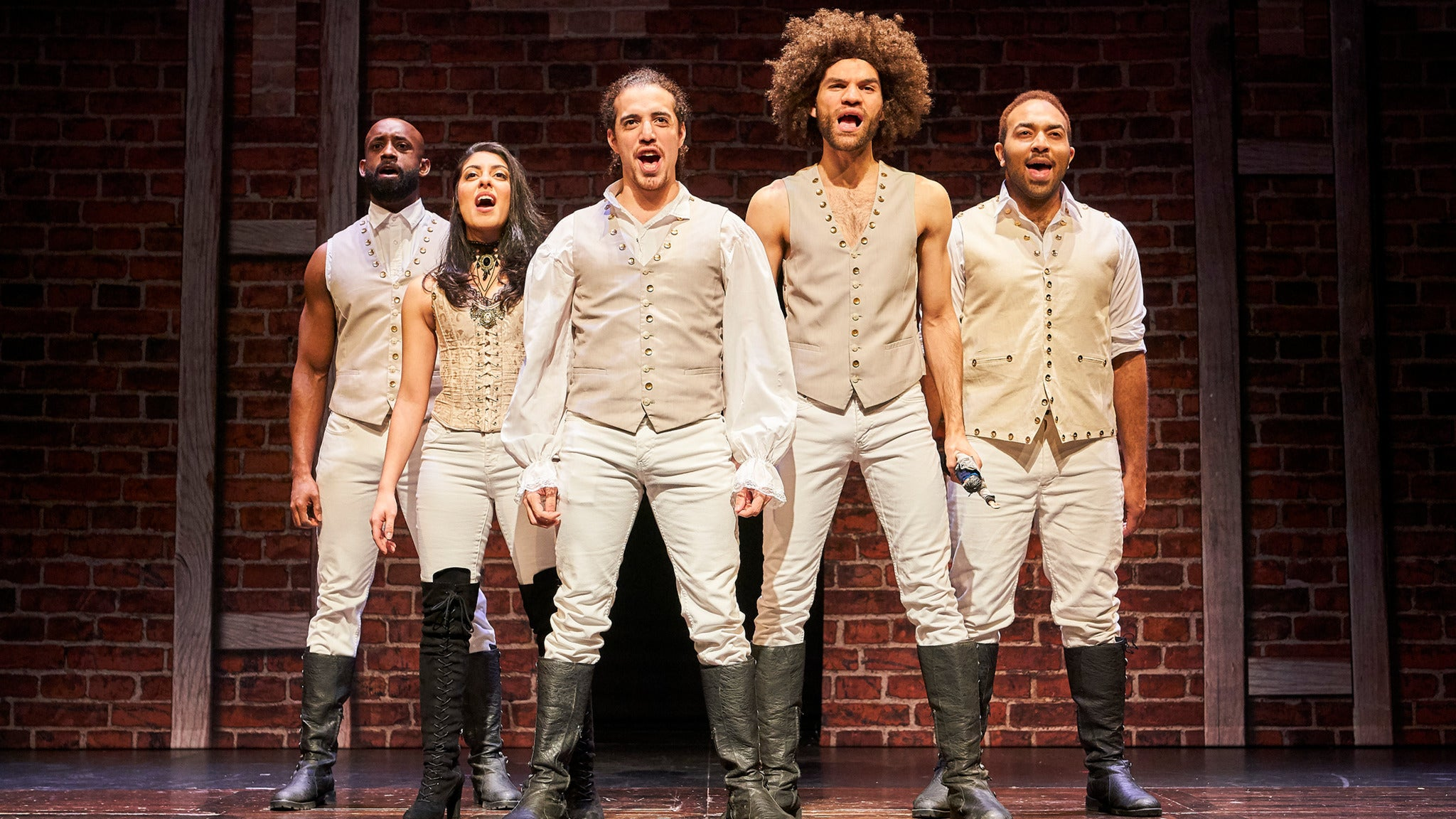 Spamilton at Dr. Philips Center - Alexis & Jim Pugh Theater
