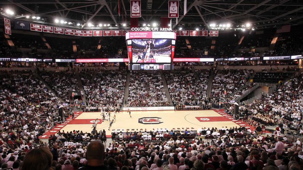 Hotels near University of South Carolina Gamecocks Women's Basketball Events