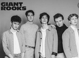 Giant Rooks, 2021-04-27, Madrid