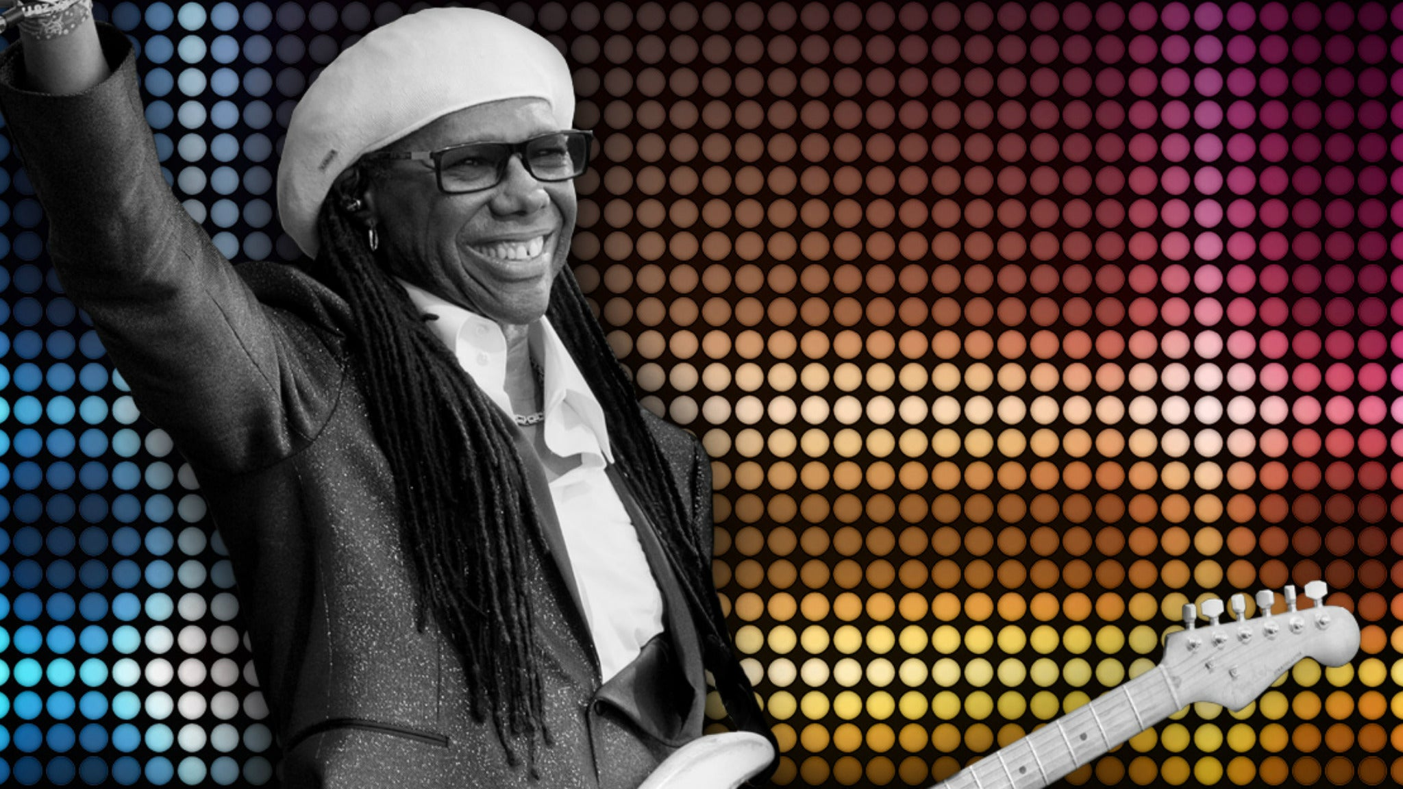 Nile Rodgers w/ Chic at Hollywood Bowl