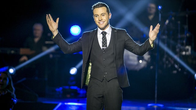 Nathan Carter for Marymount Hospice