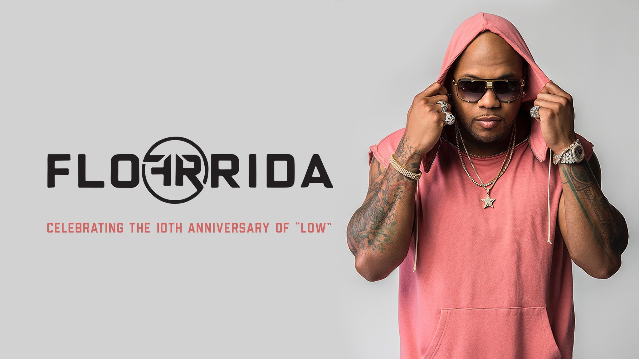 Flo Rida at Five Flags Center