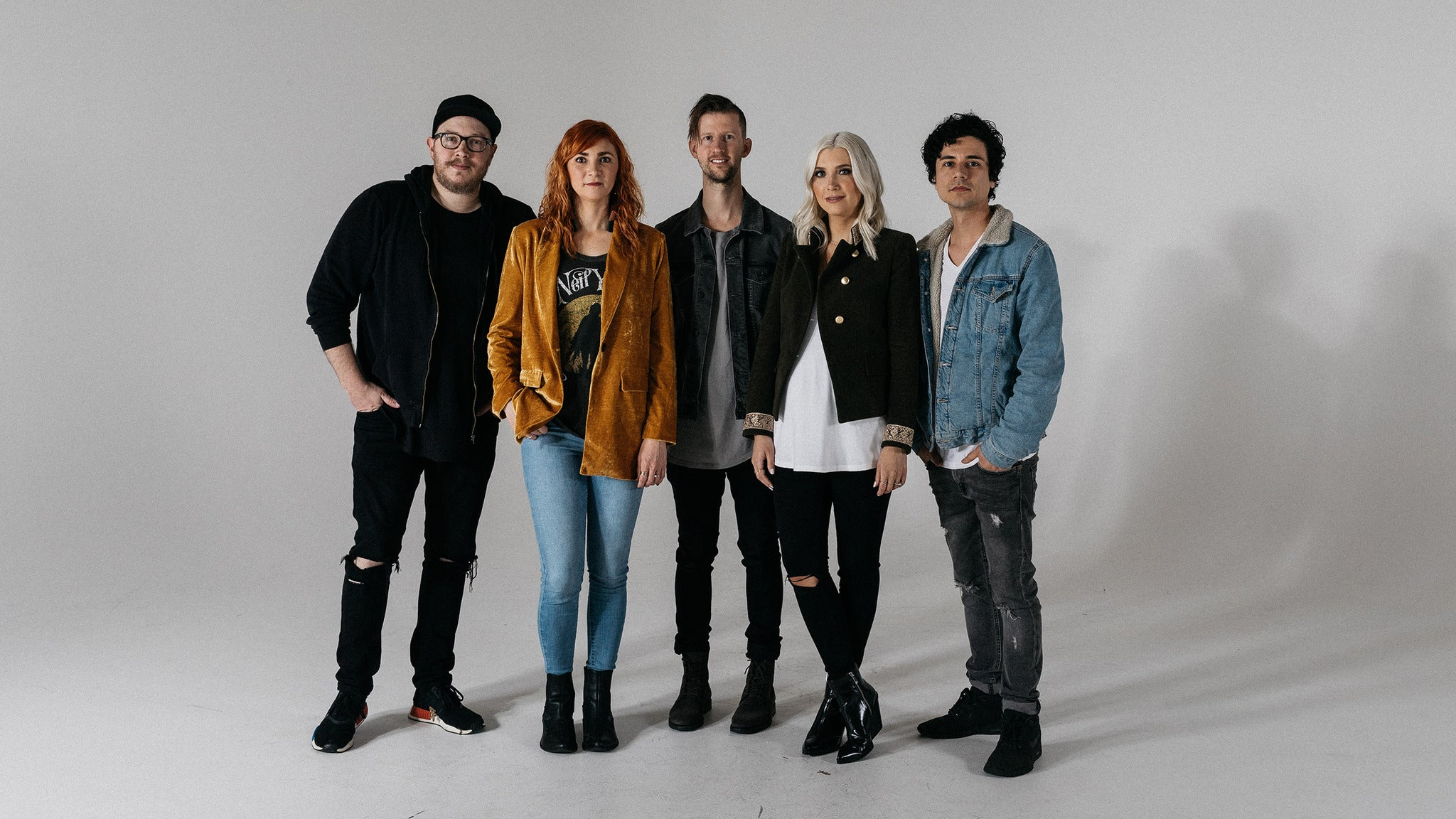 Jesus Culture Nights of Worship - Living with a Fire Tour