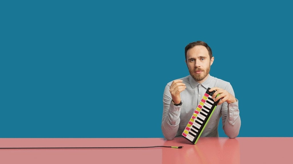 89.9 KCRW Presents James Vincent McMorrow at The Wiltern - Los Angeles, CA 90010