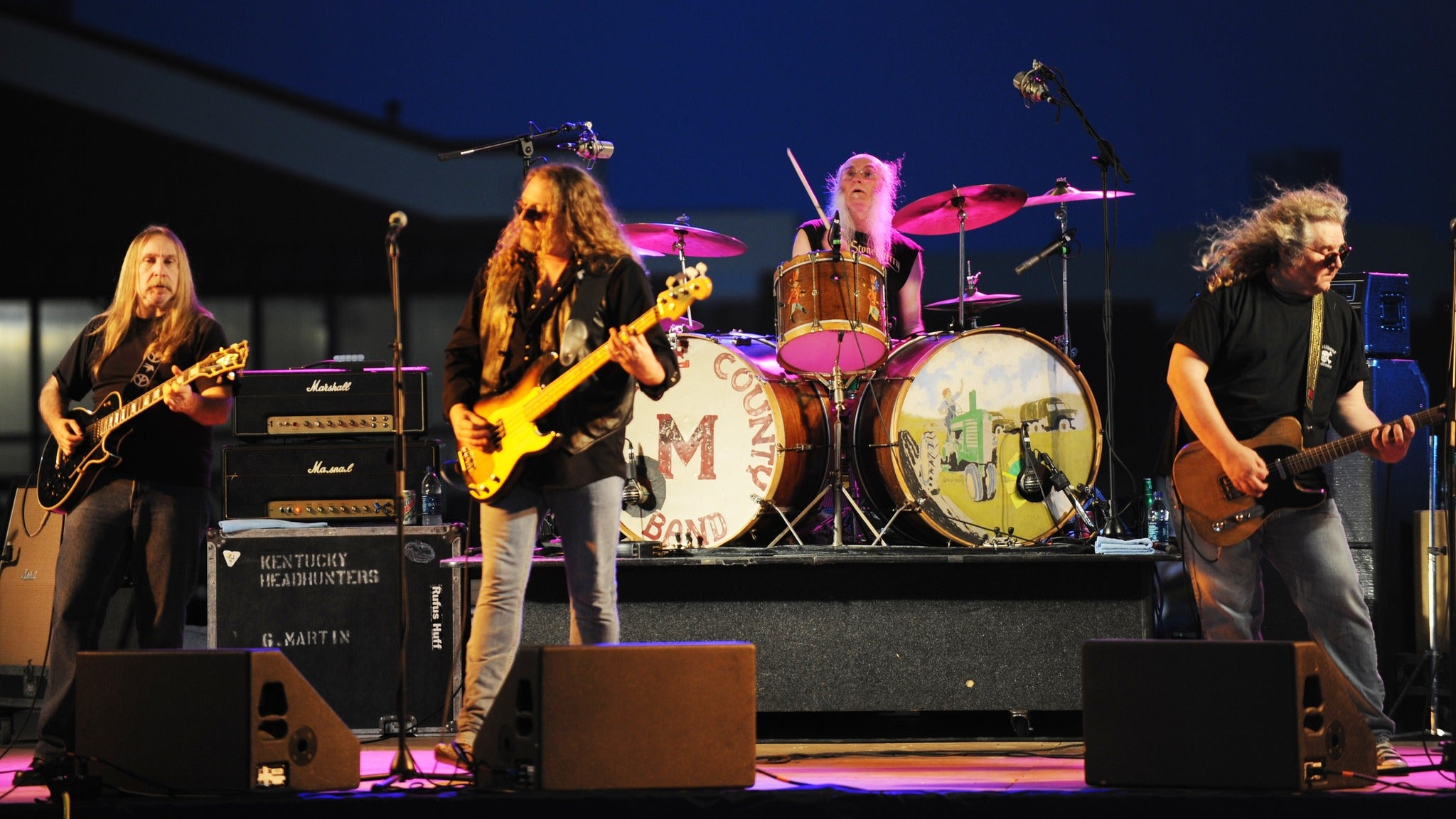 Kentucky Headhunters with Special Guest Buckshot VB