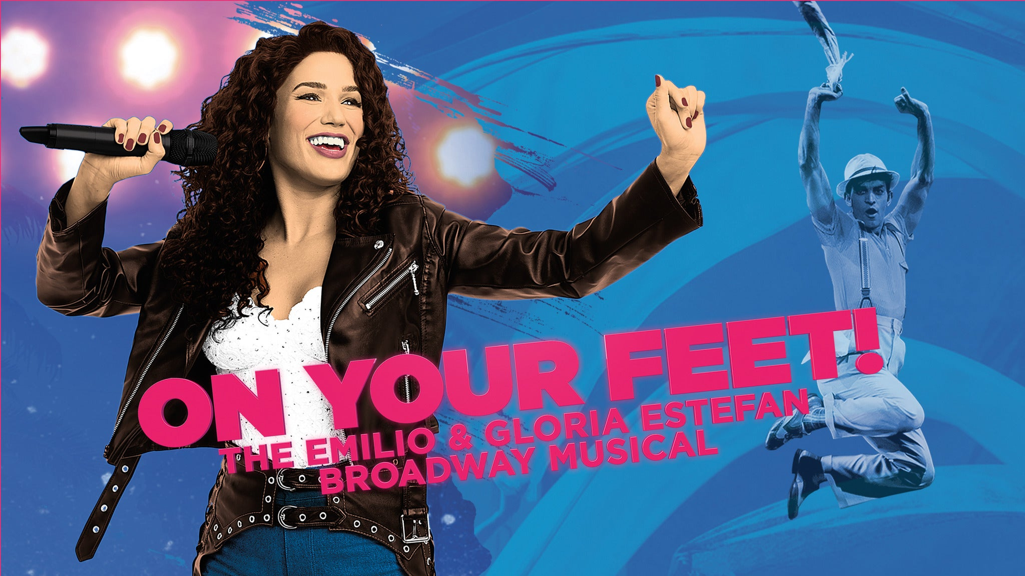 On Your Feet at Bushnell Theatre/ Mortensen Hall