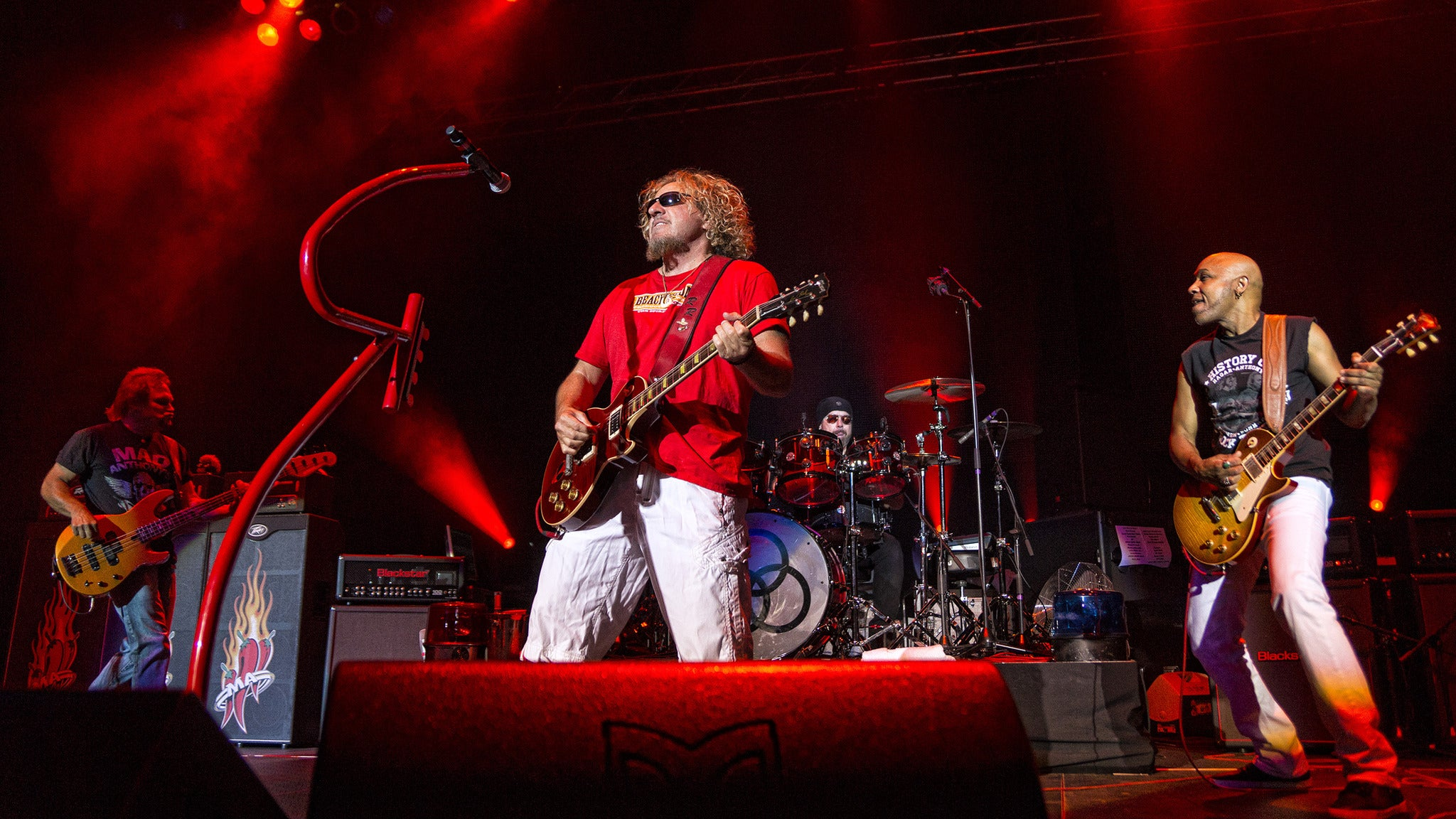 Sammy Hagar at Rabobank Theater