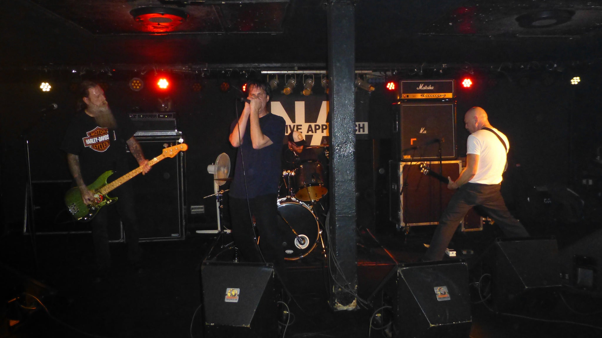Negative Approach with ACxDC, Skullcrack, Deviated State