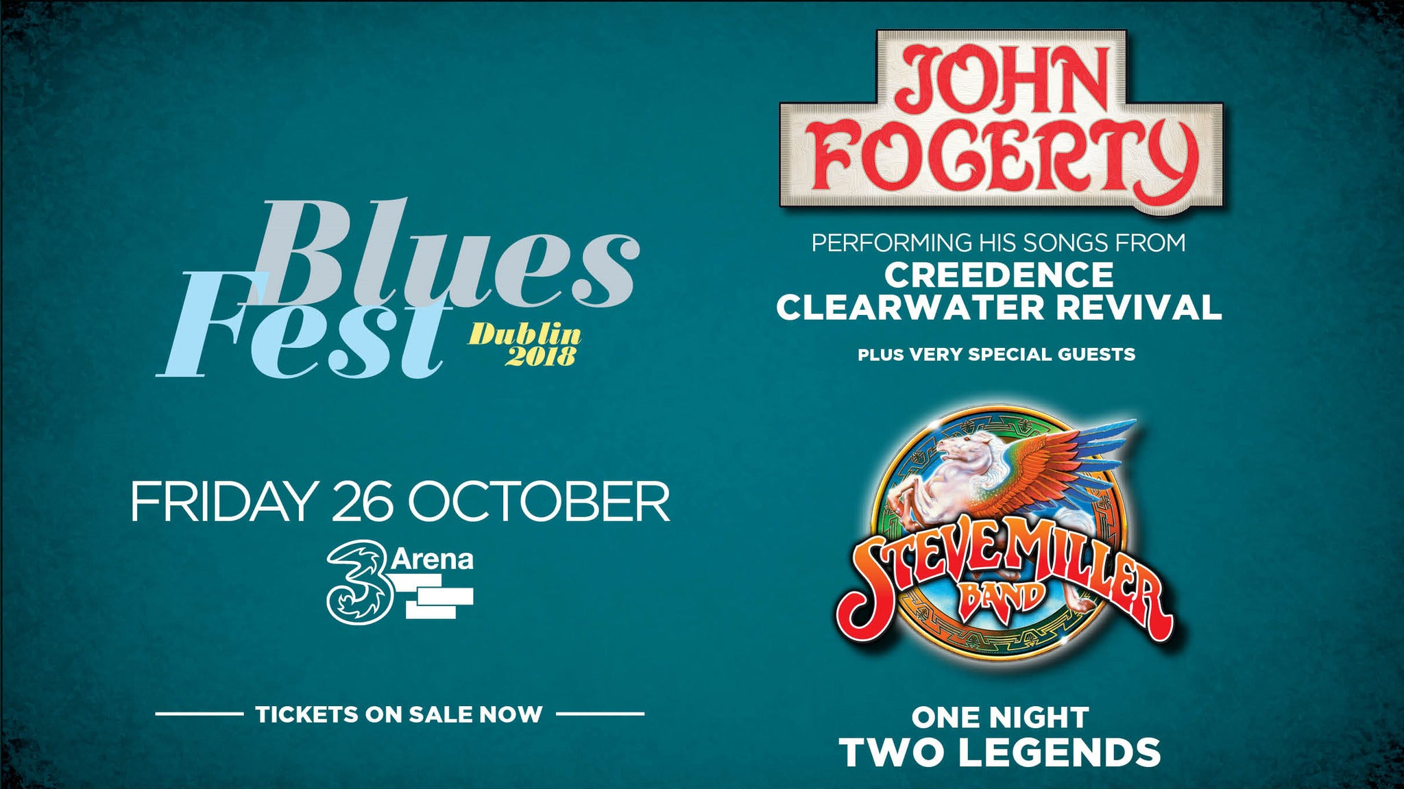 Image used with permission from Ticketmaster | Bluesfest 2022 tickets