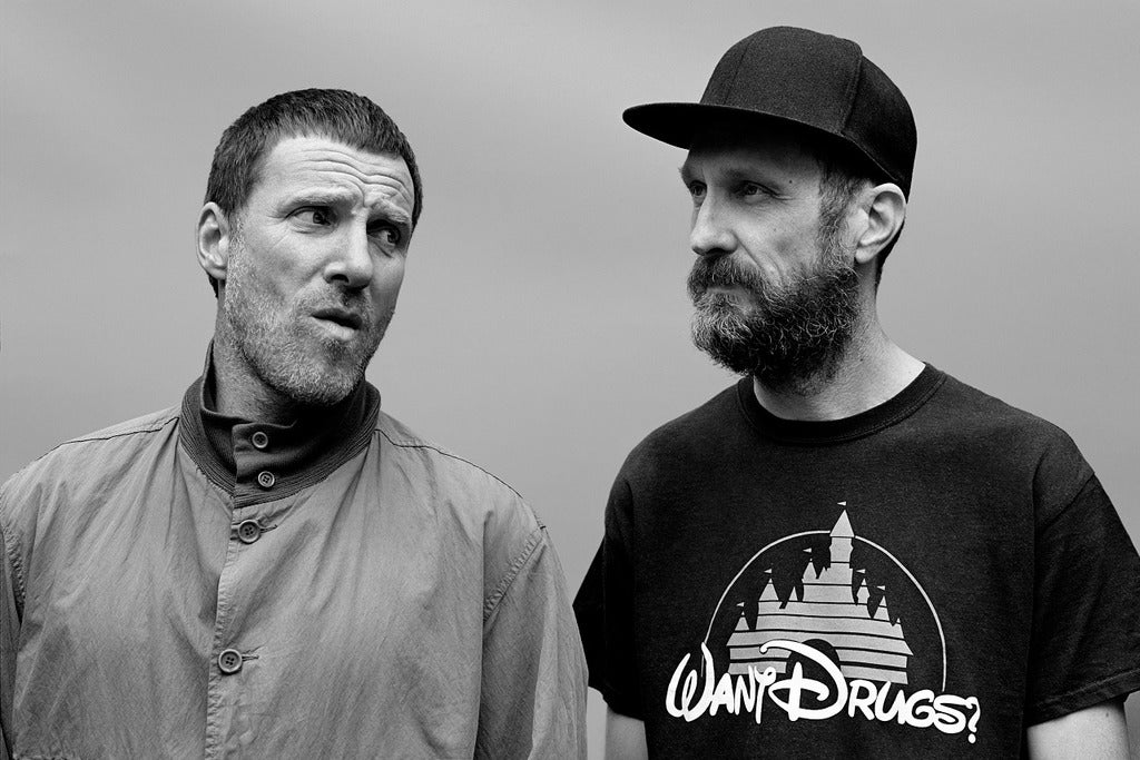 South Facing Pres Sleaford Mods, Baxter Dury, Fat White Family & More