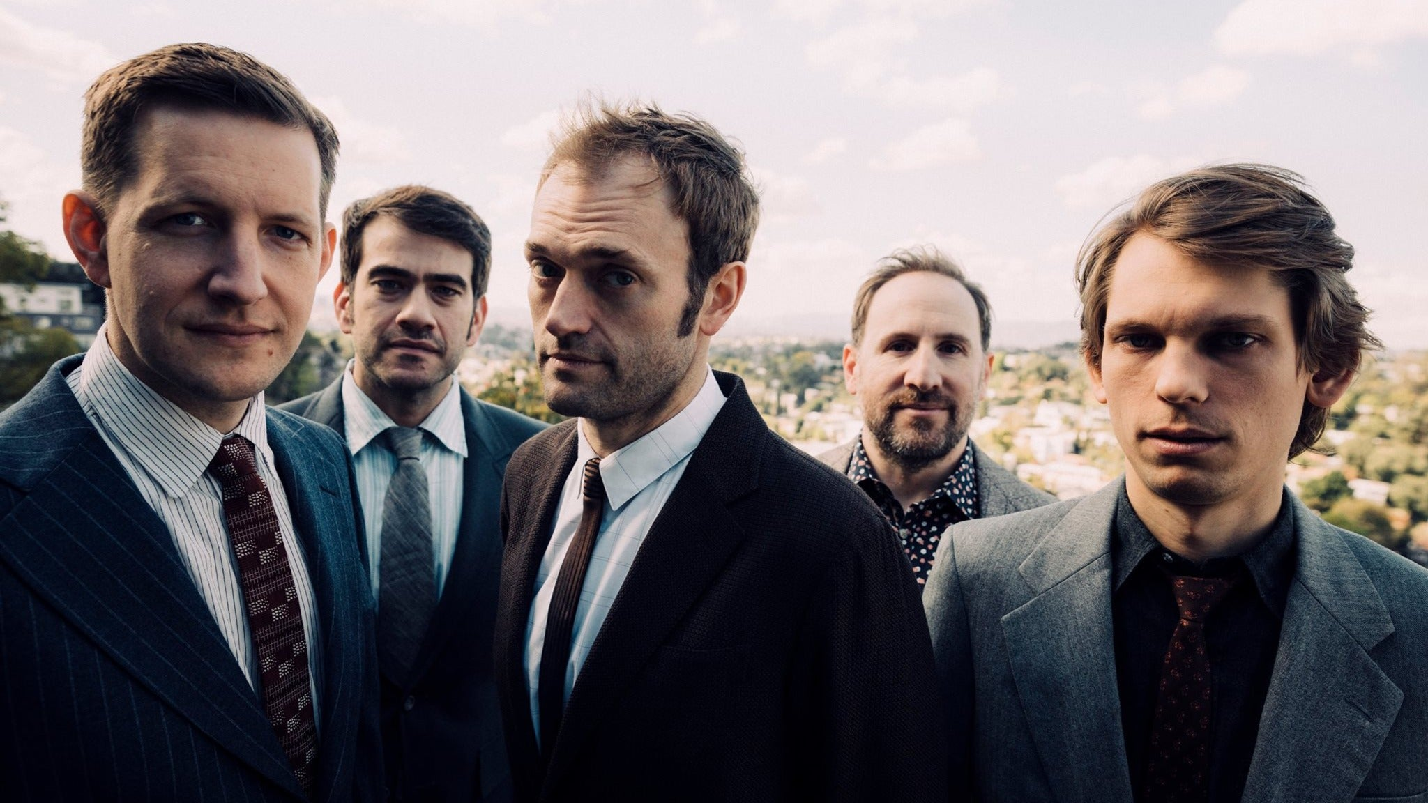 Punch Brothers at Weill Hall at Sonoma State University