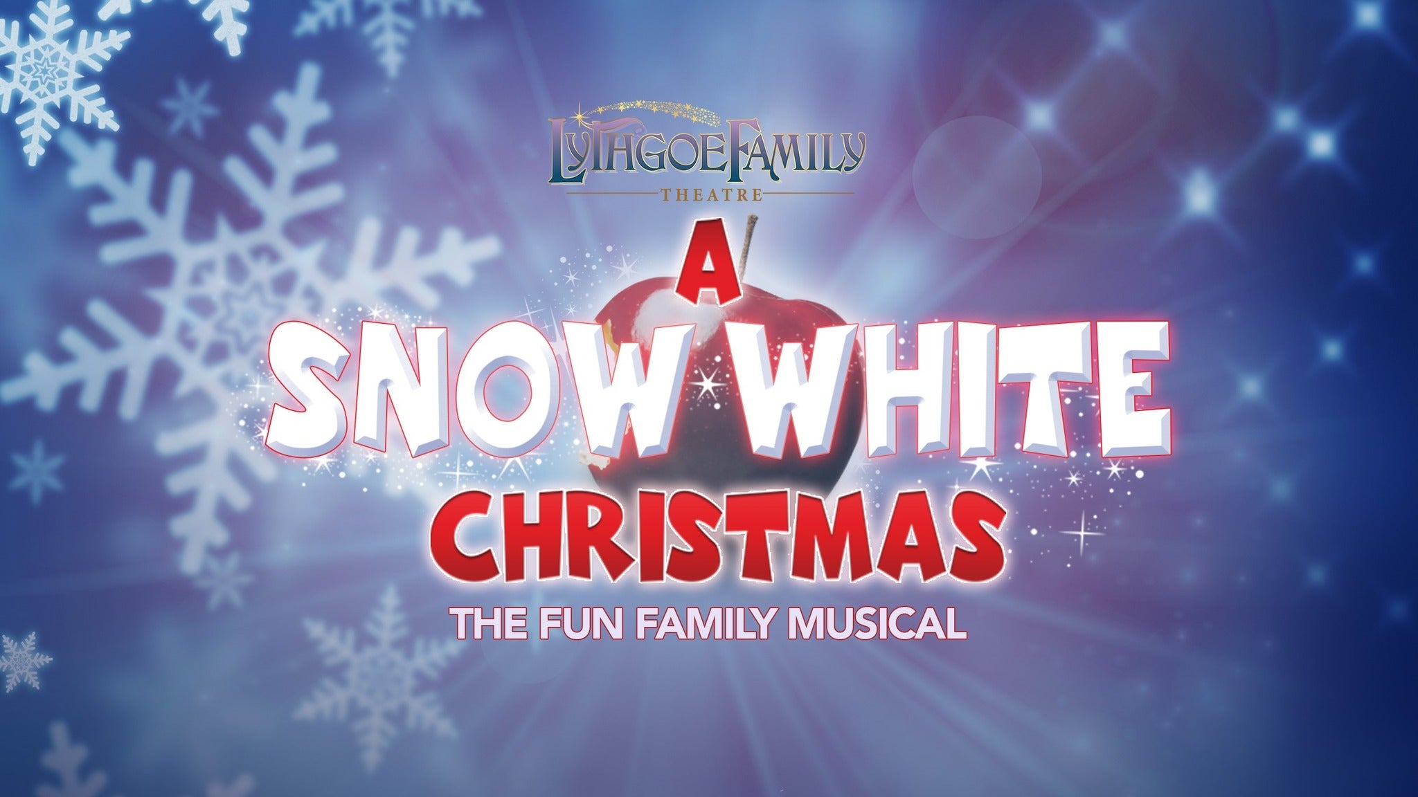A Snow White Christmas.Lythgoe Family Panto S A Snow White Christmas Discover Los