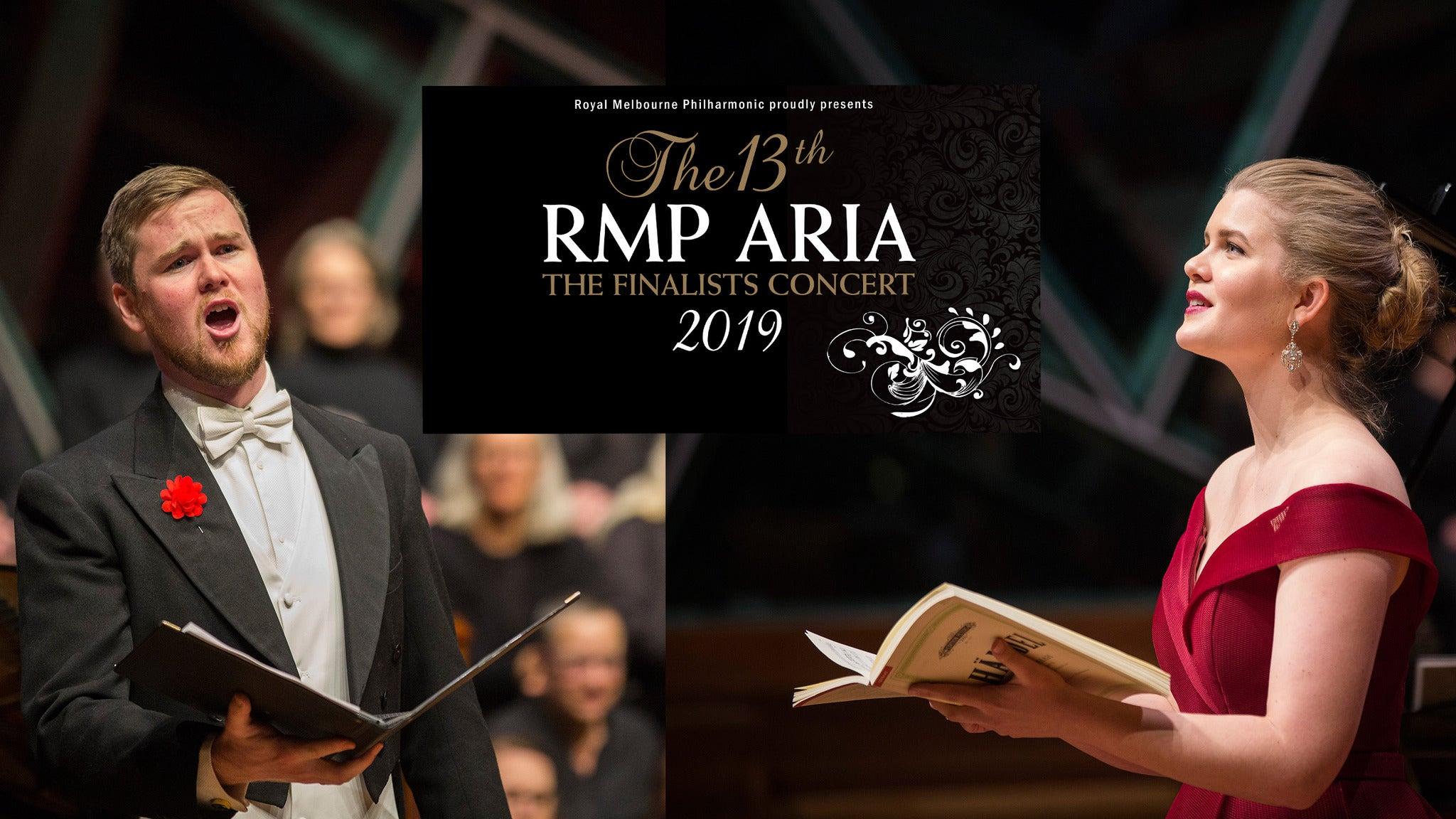 RMP Aria Final & Cassomenos: Dixit Dominus (World Premiere)
