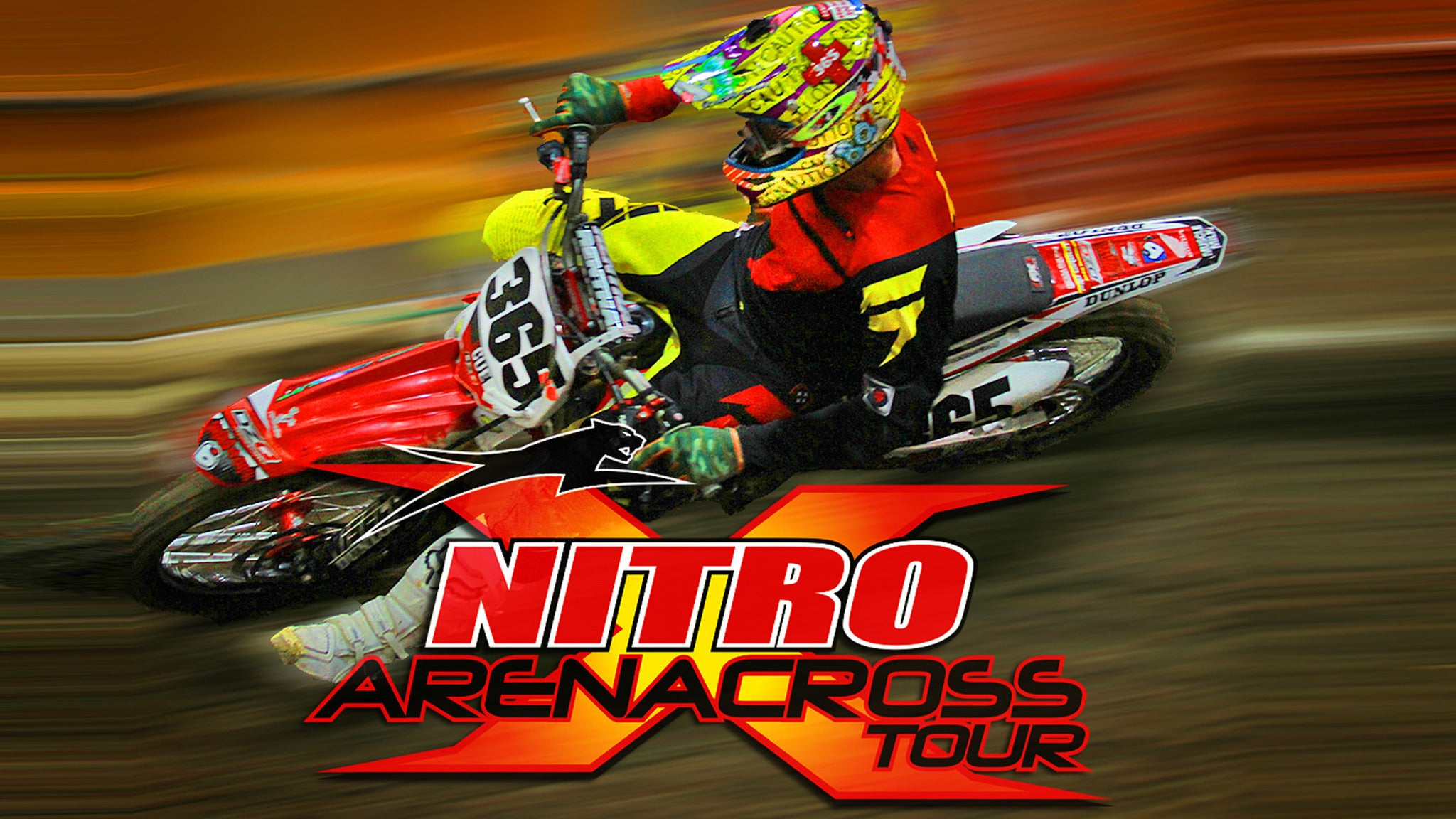 Artic Cat Nitro Arenacross Tour at Hartman Arena