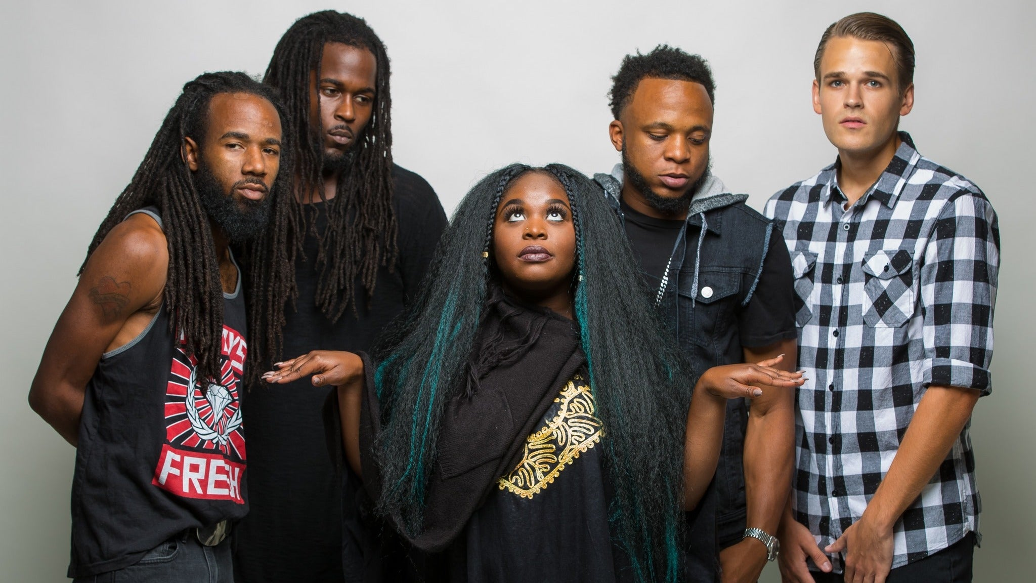 Tank and The Bangas w/ Big Freedia at Ogden Theatre