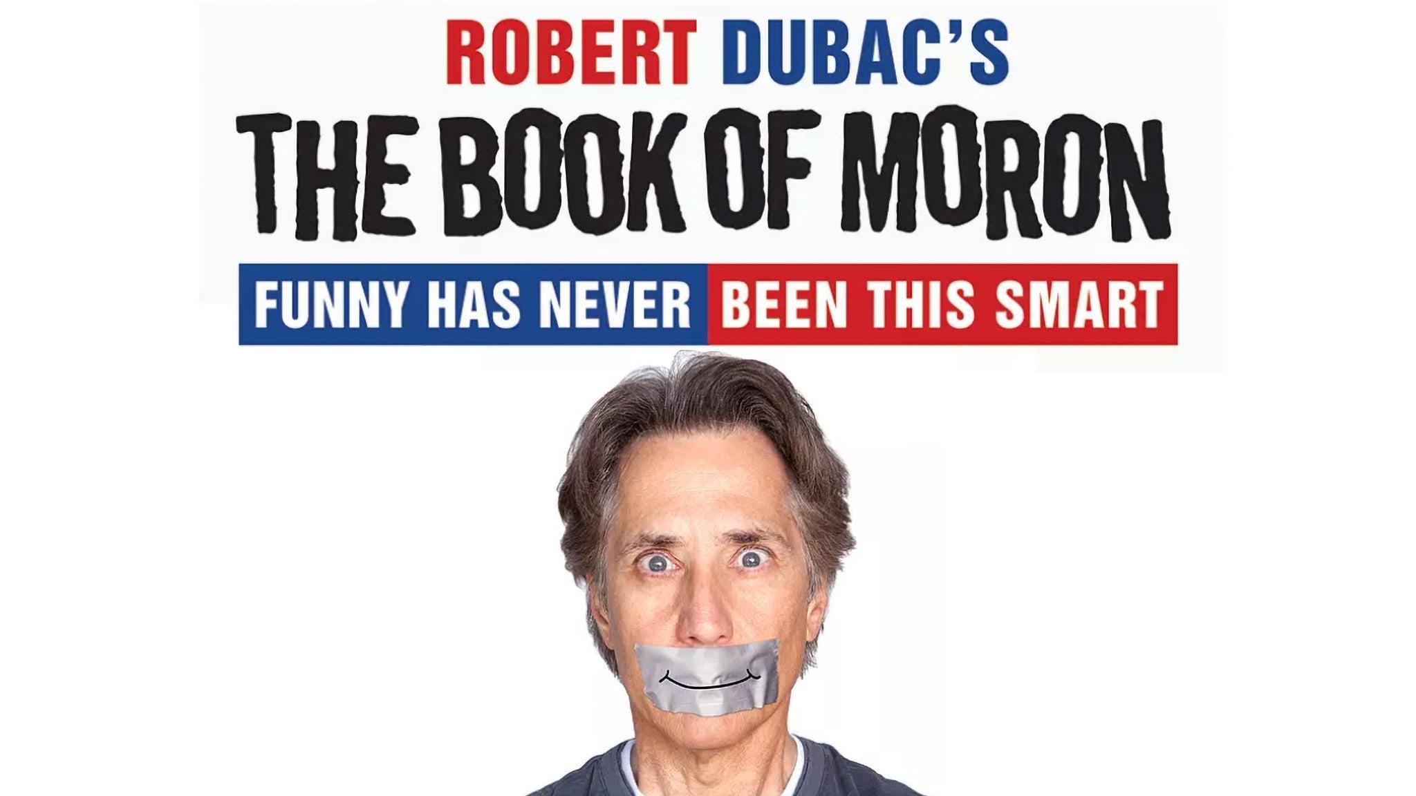 Robert Dubac's The Book of Moron