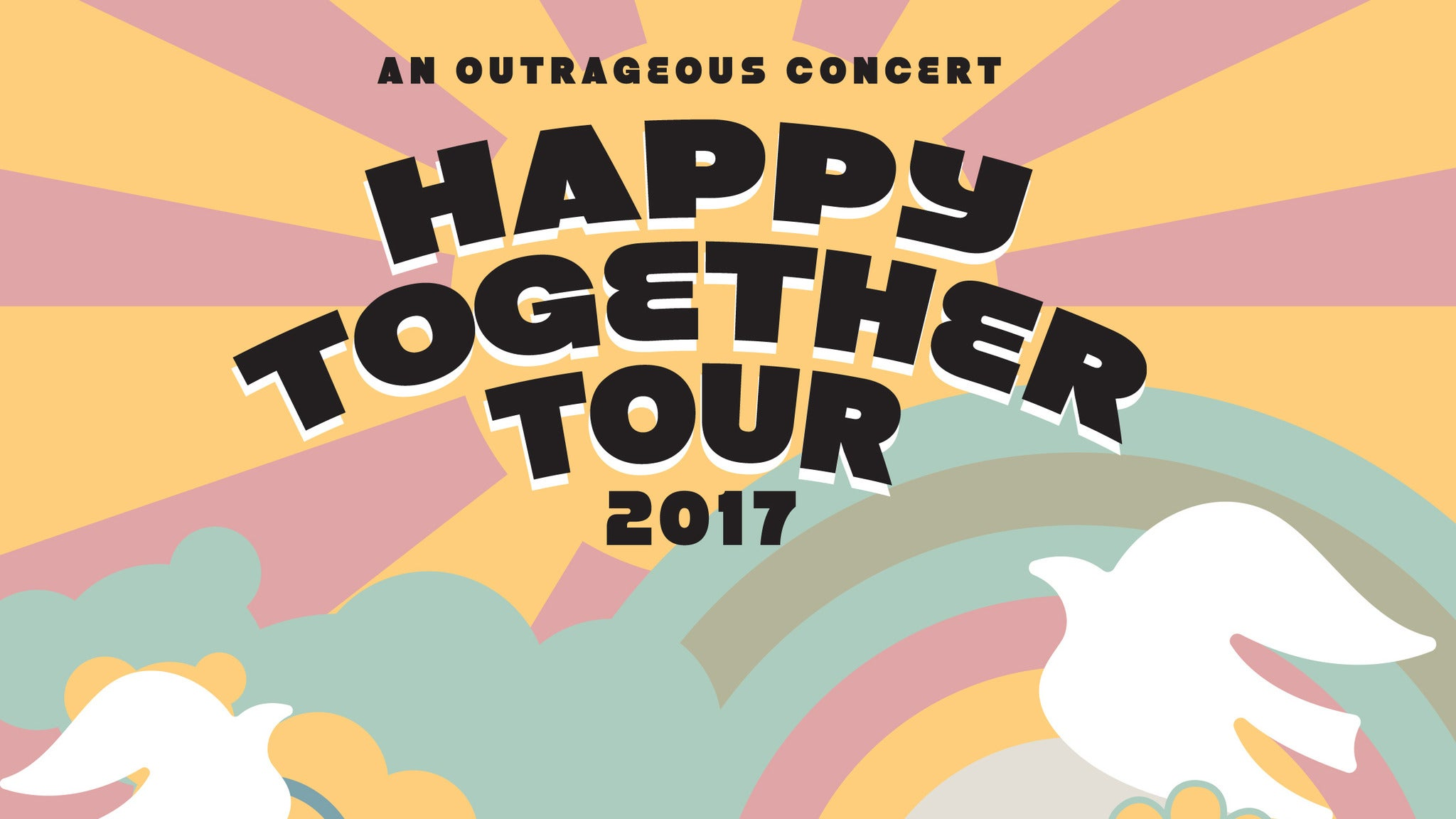 Happy Together Tour at Genesee Theatre