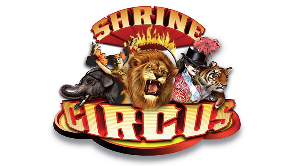 Hotels near Shrine Circus Events