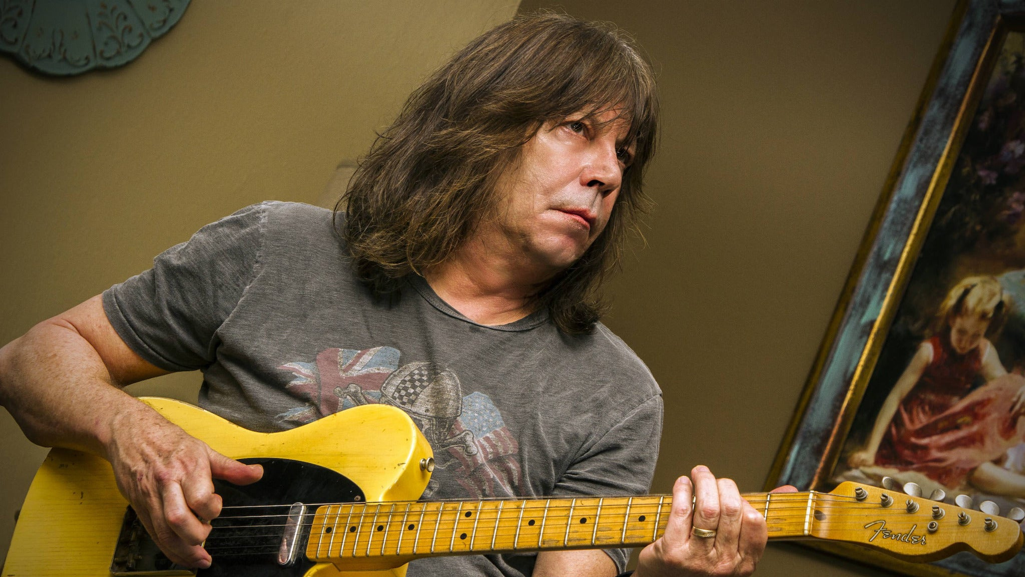 Pre-biketoberfest Fuel Up With Pat Travers