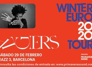 Algiers, 2020-02-29, Barcelona