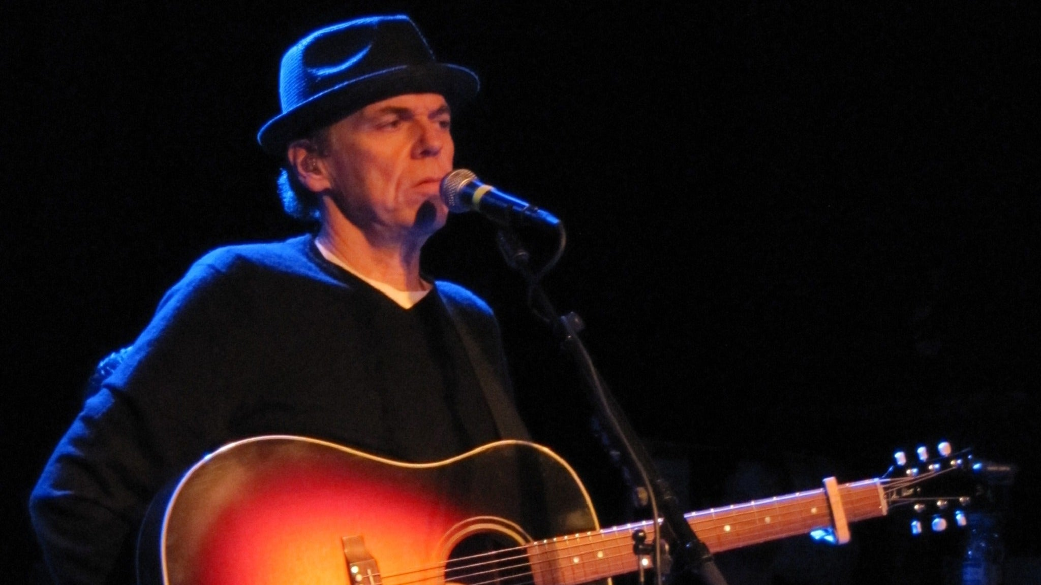 John Hiatt at Coach House