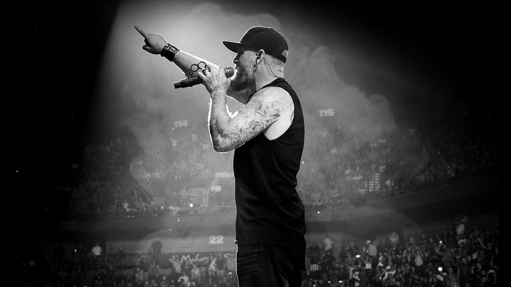 Brantley Gilbert: Not Like Us Tour at KeyBank Pavilion