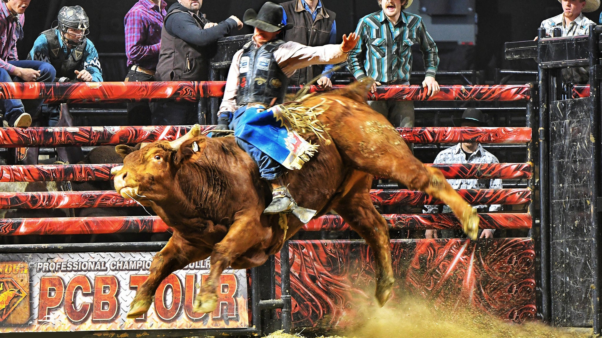 Professional Championship Bull Riders Outlaw Energy Invitational