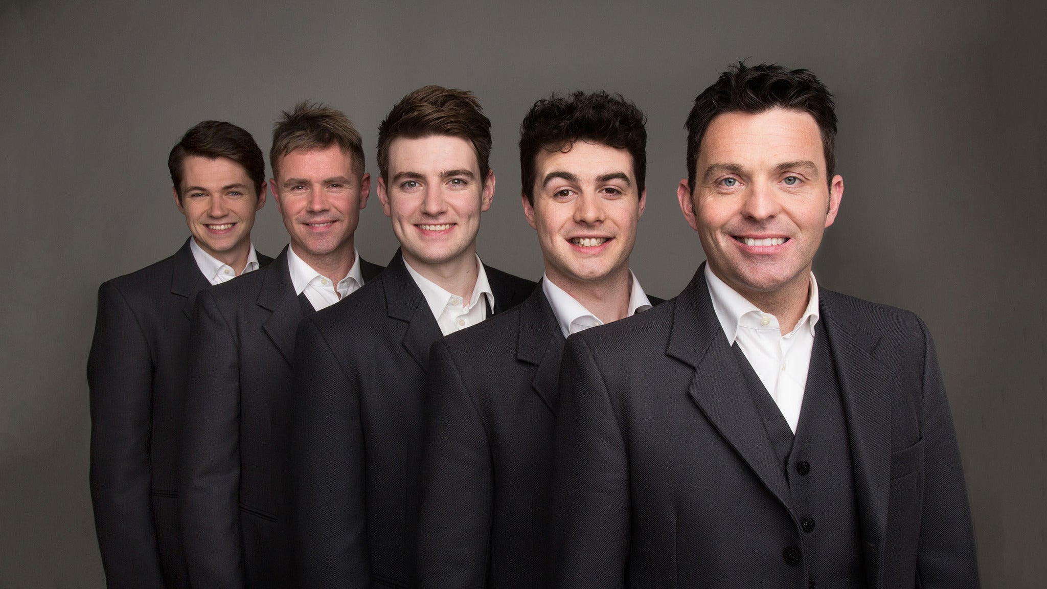 Celtic Thunder at Chester Fritz Auditorium