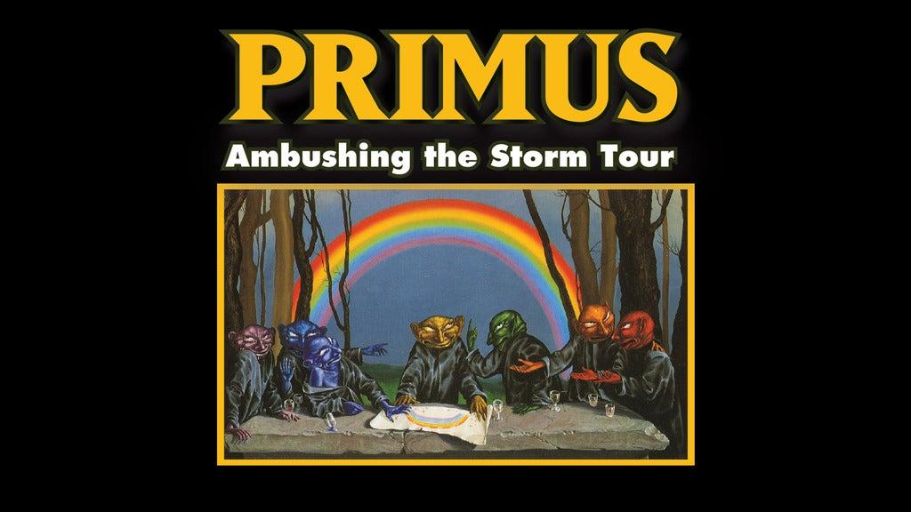 The Ambushing The Storm Tour
