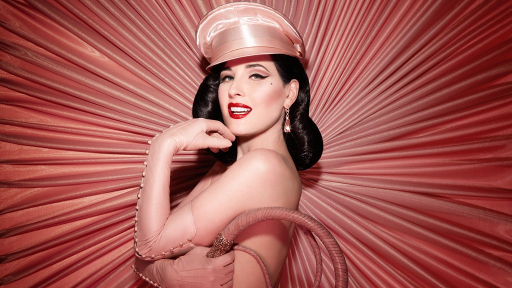 Hotels near Dita Von Teese Events